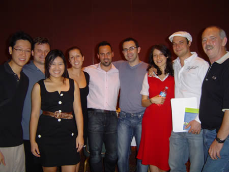 The crew that ran WIS Dallas