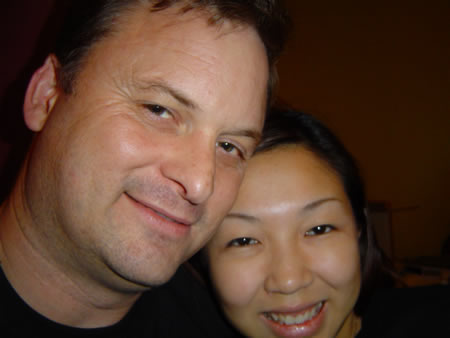 A photo of Phoebe Chin and Bryan Stephens at UYMG Sydney 2008